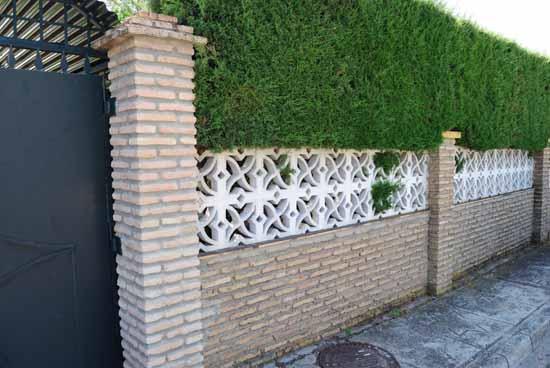 Porches for Arcos de ladrillo rustico